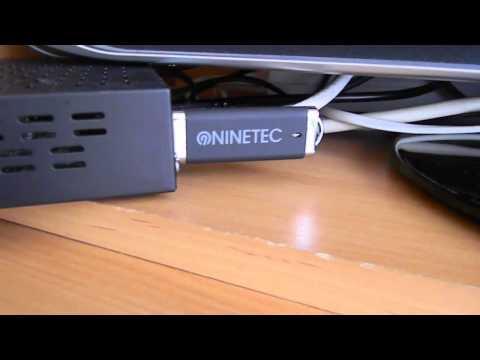 128 GB USB Stick an PVR Receiver anschließen TV Au