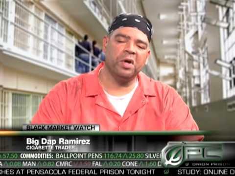 Změny na vězeňském trhu - The Onion