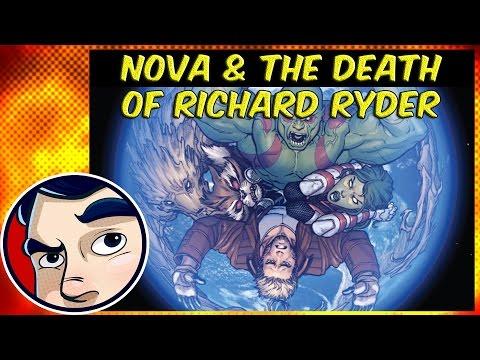 Nova & The Death of Richard Ryder – Complete Story