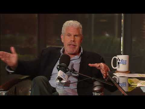 Actor Ron Perlman on Playing Clay Morrow on