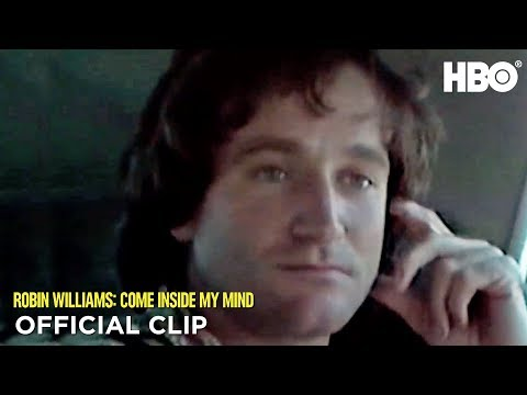 Robin Williams: Come Inside My Mind (Clip 'The Fear of Being Alone')