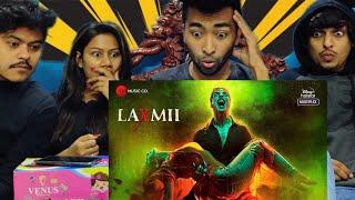 BomBolle Song_ Lakshi Akshay Kumar || Reaction video fire 🔥