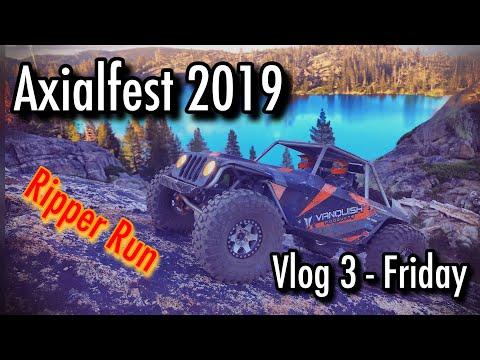Axialfest 2019 - Day 3 Vlog