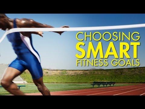 Choosing 'S.M.A.R.T.' Fitness Goals