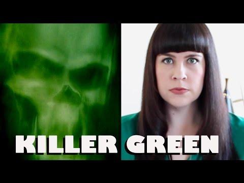 Morbid Minute- KILLER Green