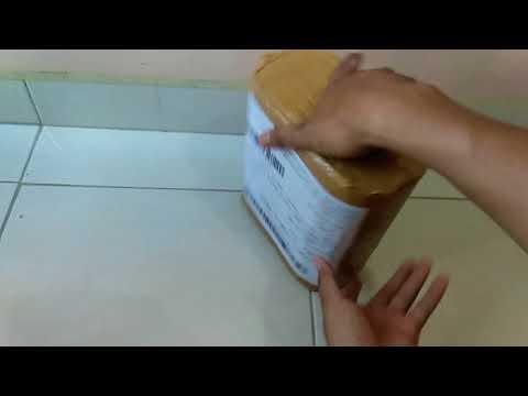 Dapet paketan super lama dalam pengiriman jd.id