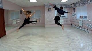Contemporary dance. Илья Хаертдинов