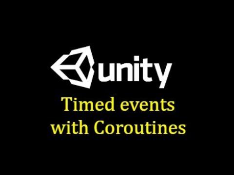 Unity 5 Fade Audio with Coroutines - смотреть онлайн на Hah Life