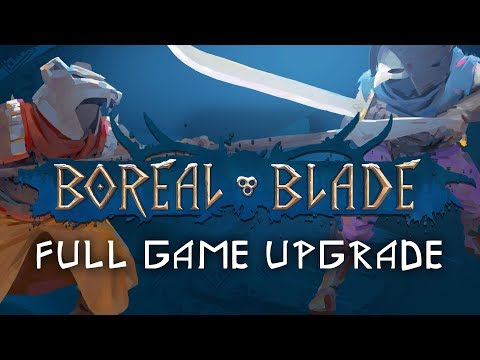 Boreal Blade - Full Game Upgrade (Nintendo Switch) thumbnail