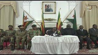 Robert Mugabe refuses to go - VIDEO