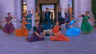 Bhratnatyam Welcome Dance Indian Classical Instrumental