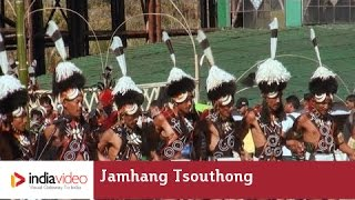 Jamhang Tsouthong, tribal dance of Khiamniungan tribe