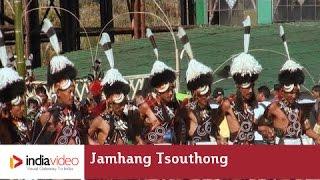 Jamhang Tsouthong, tribal dance of Khiamniungan tribe