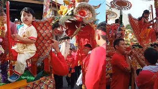 Kemeriahan Festival Cap Go Meh di Padang
