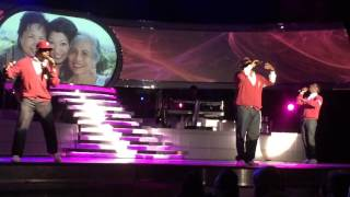 Boyz II Men:  A Song for Mama.   11/27/2015  @ Mirage, Las Vegas... They are on their early 40...