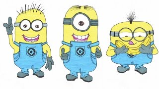 Happy Birthday Minions & Minion Quotes from Despicable ME