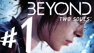 Beyond Two Souls - Parte 1: Jodie e Aiden!! [ Playthrough Dublado em PT-BR ]