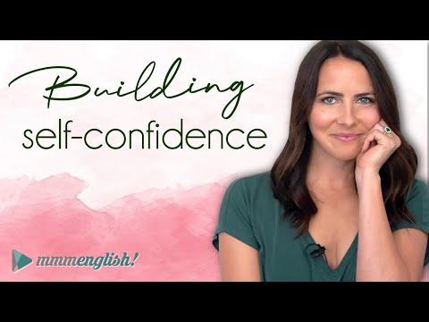 Building self-confidence to speak confident English - YouTube