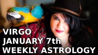 Virgo Horoscope 2018 / 2019    burj e sumbla 2018 / 2019