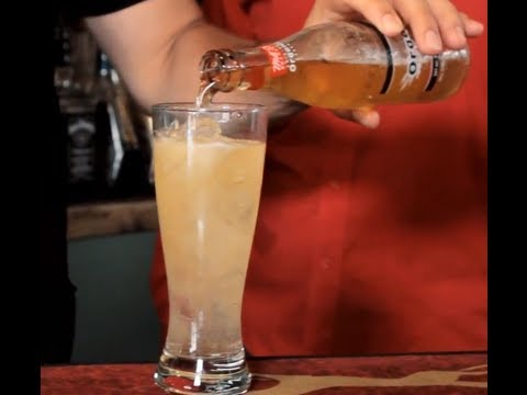 Video How To Make A Shandy - Beer & Ginger Ale Drink Recipe