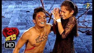Abhay Surya and Jeevana Performance | Dhee Jodi | 9th January 2019   | ETV Telugu