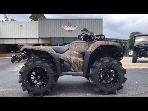 2021 Honda FourTrax Foreman 4x4 in Greenville, North Carolina - Video 1