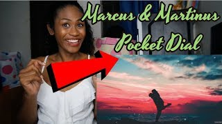 Marcus & Martinus   Pocket Dial (Lyrics) | Reaction