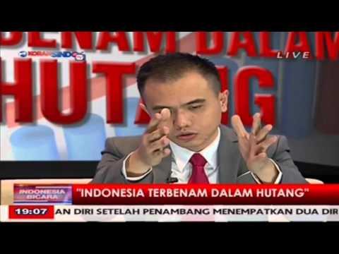 INDONESIA TERBENAM DALAM HUTANG