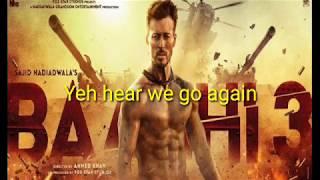 Dus Bahane 2.0 (Lyrics)_Baaghi 3 Song - YouTube