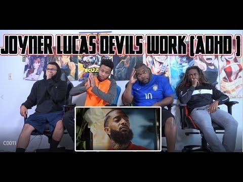 Joyner Lucas Devils Work Reactionreview
