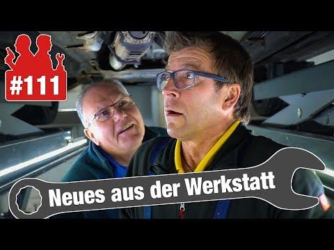 Mazda MX-5 - Bremsleitungen verrostet!   Opel-Corsa-Anlasser dreht nicht  Jürgens Stethoskop-Trick