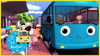 Wheels On The Bus - Part 4 | Little Baby Bus | Nursery Rhymes | Songs for Kids