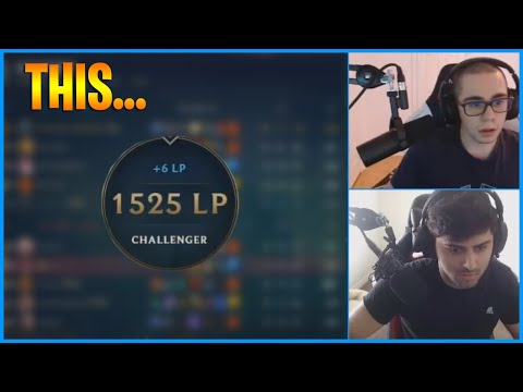 Here's What Happens When You Reach Rank 1 in League of Legends...LoL Daily Moments Ep 951