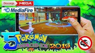 descargar los mejores juegos de pokemon para android