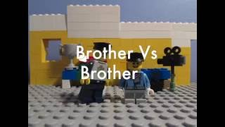Lego Brothers Vs Brother 1