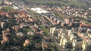 preview picture of video 'Lądowanie Boeing 737-8AS Ryanair na Ciampino'