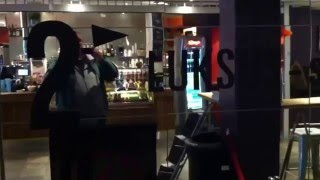 Arild's videoblogg 2/10-2014 En tur på kino