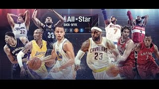 NBA All-Star Weekend 2015 Mix - No Handz ᴴᴰ