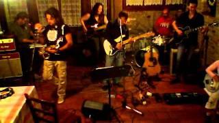 """Lazy Blues al """"Vecio Muin"""" 23.07.11 Hey Joe.mov"""