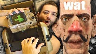 LOS 200 EUROS MEJOR INVERTIDOS DE MI VIDA | Fallout 4 con un PipBoy real!