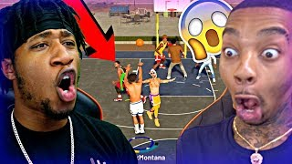 Using FLIGHTREACTS IRL JUMPSHOT On The Park!! 😱 YOU WONT BELIEVE WHAT HAPPENED...