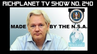 Wikileaks : Made by the N.S.A. - PART 1 OF 4