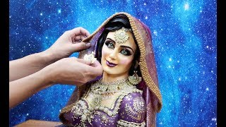 Indian Bride Timelapse   Incredible India Collaboration