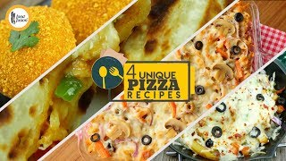 Game Changing Pizza recipes By Food Fusion