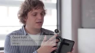 Смотреть онлайн Thermal Touch - шаг к виртуальной реальности