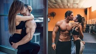 Next Level Couple Fitness Goals MOTIVATION 2019