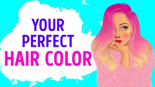What Color Should You Dye Your Hair?