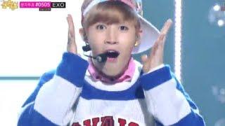 [HOT] Henry(feat.Amber f(x)) - 1-4-3(I Love You), 헨리 - 1-4-3(아이 러브 유), Music core 20130907
