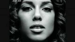 """Alicia Keys """"Teenage Love Affair"""" [with lyrics]"""