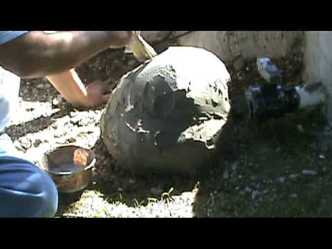How to Make a Hollow Faux Rock Cover